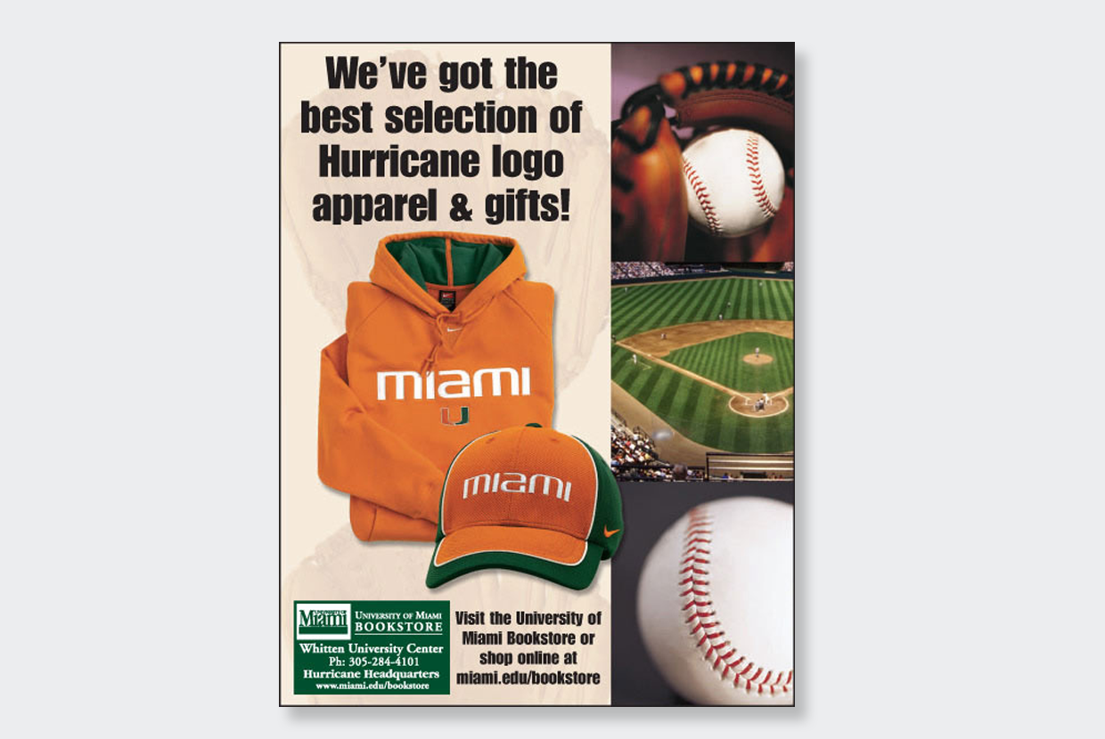 Miami Catalog Ad